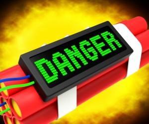 Danger Sign, Stuart Miles, freedigitalphotos.net