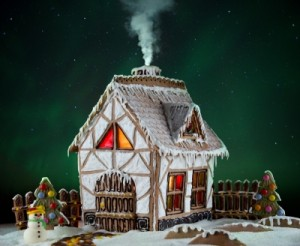Gingerbread House- Serge Photography- freedigitalphotos.net